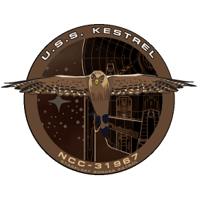 Kestrel patch, created by SLWalker