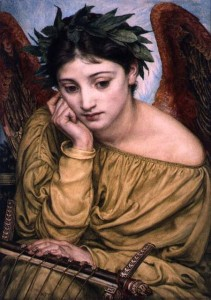 Erato, Muse of Poetry, by Poynter
